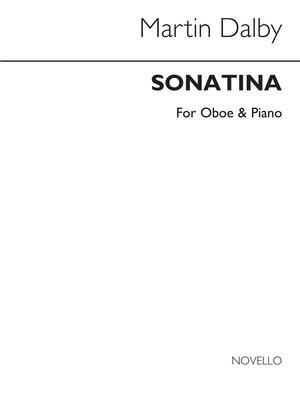 Dalby Sonatina for Oboe And Piano(Arc)