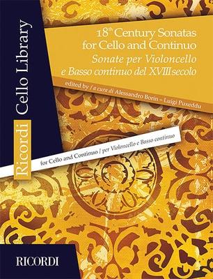 18th Century Sonatas for Cello & Continuo