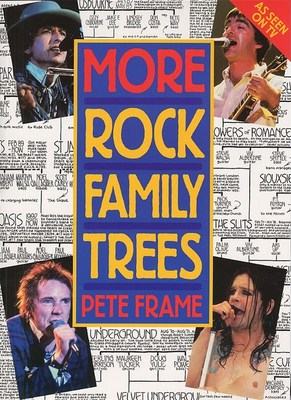 # More Rock Family Trees