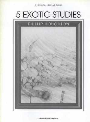 5 Exotic Studies for Classical Guitar