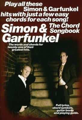 132a00dbc402 Simon   Garfunkel - The Chord Songbook