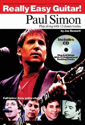 1629f9e82558 Really Easy Guitar! Paul Simon