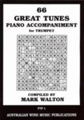 66 Great Tunes - Piano Accompaniment for Trumpet