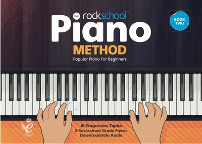 Rockschool Piano Method Book  2