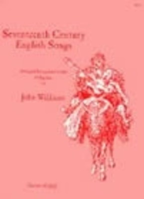 12 Seventeenth Century English Songs