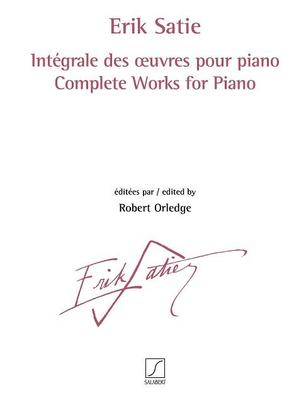 Cheap music books satie complete works for piano vol 1 3 fandeluxe Image collections