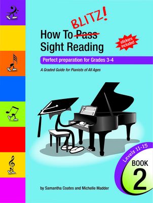 How To Blitz Sight Reading Book 2
