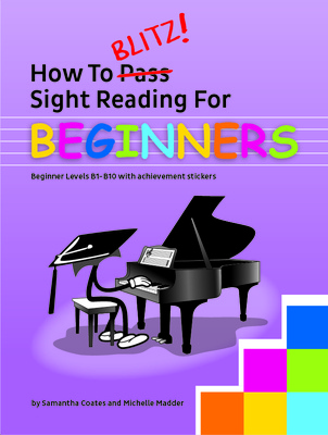 HOW TO BLITZ SIGHT READING FOR BEGINNERS