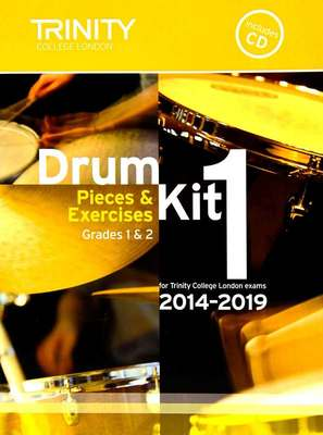 Drum Kit 1 Pieces & Exercises Grades 1 & 2