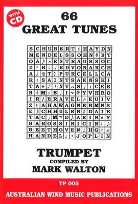 66 Great Tunes - Trumpet