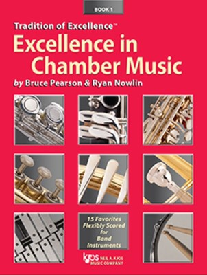 Excellence in Chamber Music Book 1 - Oboe