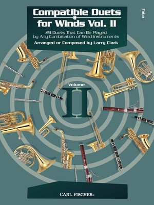 COMPATIBLE DUETS FOR WINDS VOL 2 TUBA