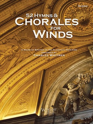 52 HYMNS & CHORALES WINDS SCORE