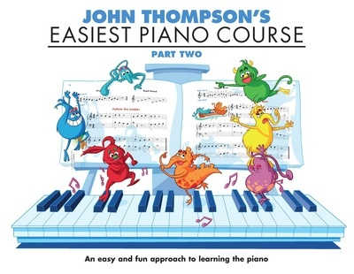 EASIEST PIANO COURSE PART 2