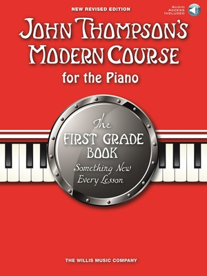 MODERN COURSE FIRST GRADE BK/CD