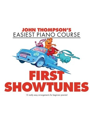 Easiest Piano Course - First Showtunes