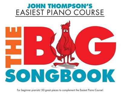 Easiest Piano Course - The Big Songbook