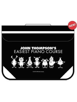 John Thompson's Easiest Piano Course Music Bag