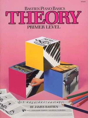 Bastien Piano Basics, Theory, Primer Level