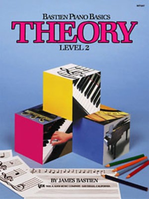 Bastien Piano Basics, Theory, Level 2