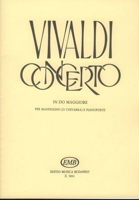 VIVALDI   CONCERTO D MANDOLIN OR GUITAR/PIANO